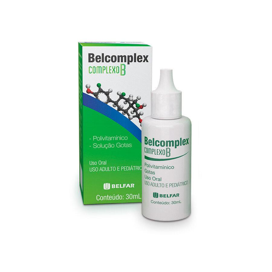 Belcomplex Gotas 30 ml<br><H5>Complexo B</H5>