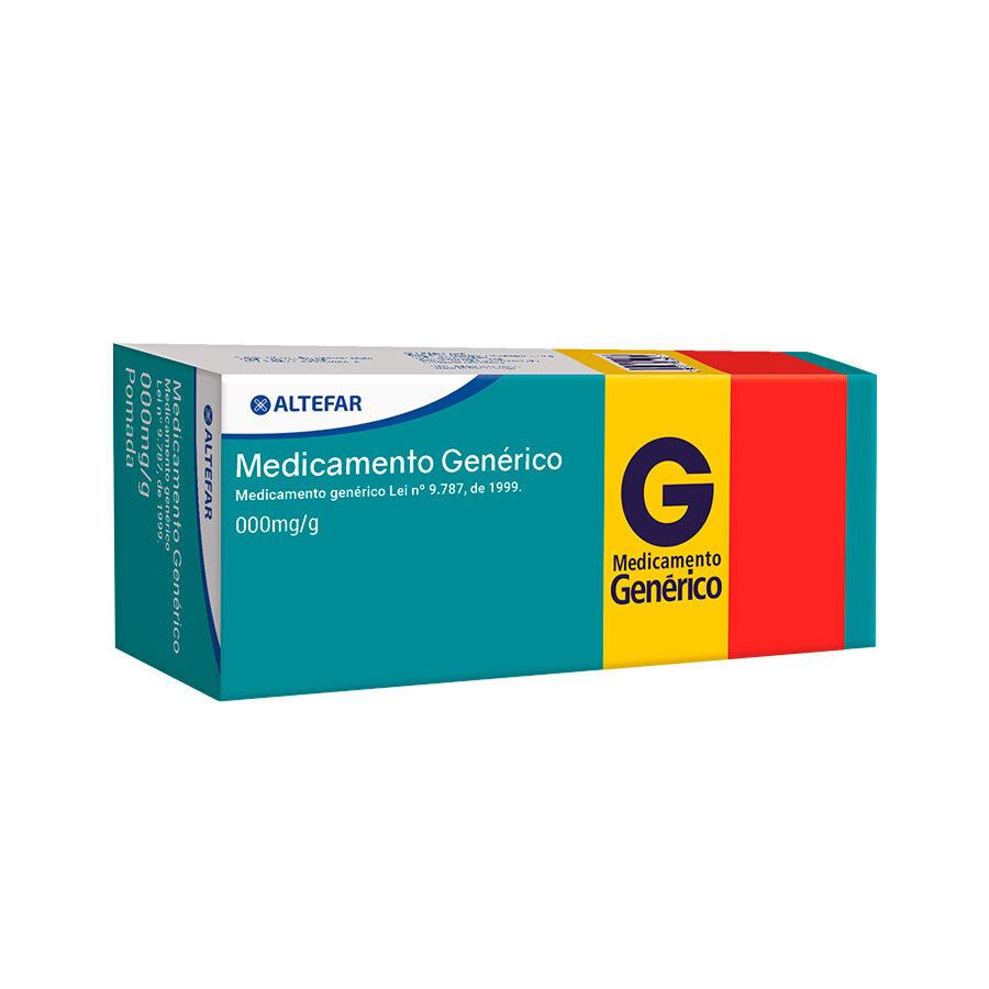 Cetoconazol 20mg/g  + dipropionato de betametasona 0,64mg/g  + sulfato de neomicina 2,5mg/g